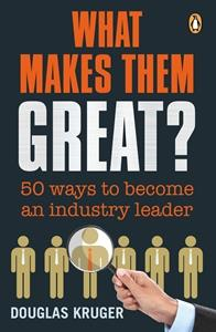 What makes them great, 50 ways to become the industry leader